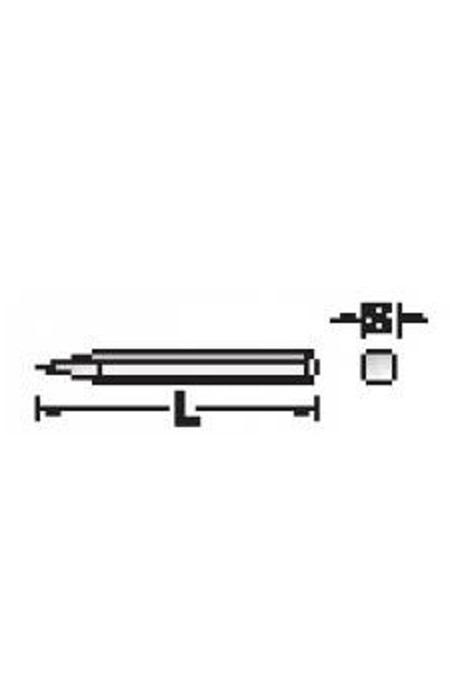 Ponteiro octogonal - 111 - 318 de 300 x 18mm - GEDORE