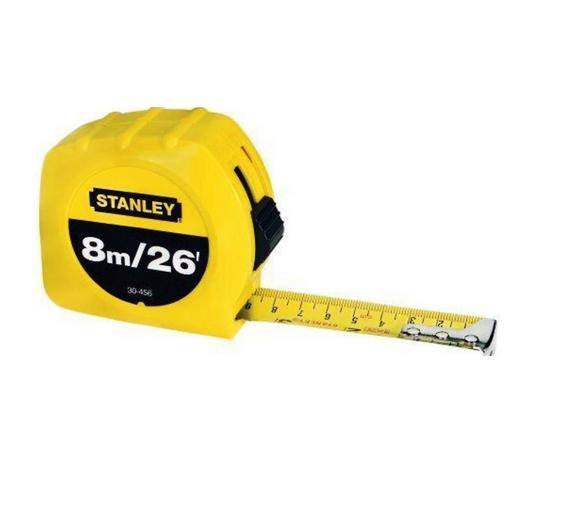 TRENA  8M/26' X 25MM GLOBAL - Stanley - 30456