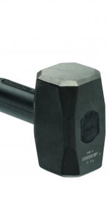 Marreta com cabo de borracha e alma de aço 2kg - 21B-2  - GEDORE