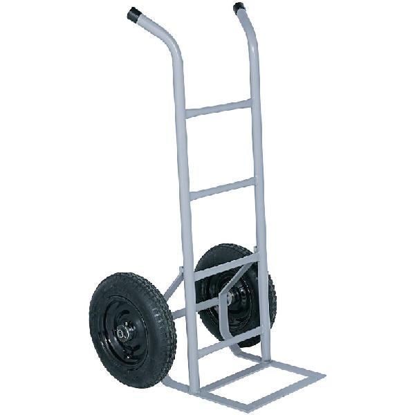Carro armazém /bebidas com rodas pneumáticas 200Kg TM-97 Marcon