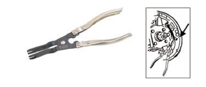 Alicate para Comprimir Mola do Cabo do Freio de Mão - 0114-3 - GEDORE - KLANN