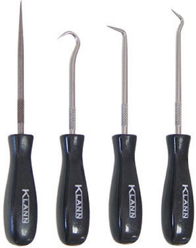 Jogo Chave Para Remover Anéis Oring KL 0126-301 Klann/gedore