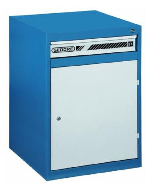 Módulo Para Bancada 540x800x595mm com 1 Gaveta e 1 Porta - 32810 - Gedore