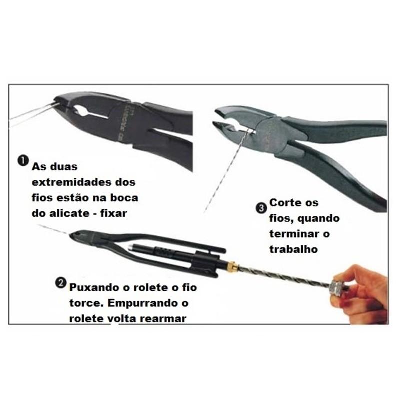 """Alicate de Freno - 445.10R - 10"""" Automático - Facom"""