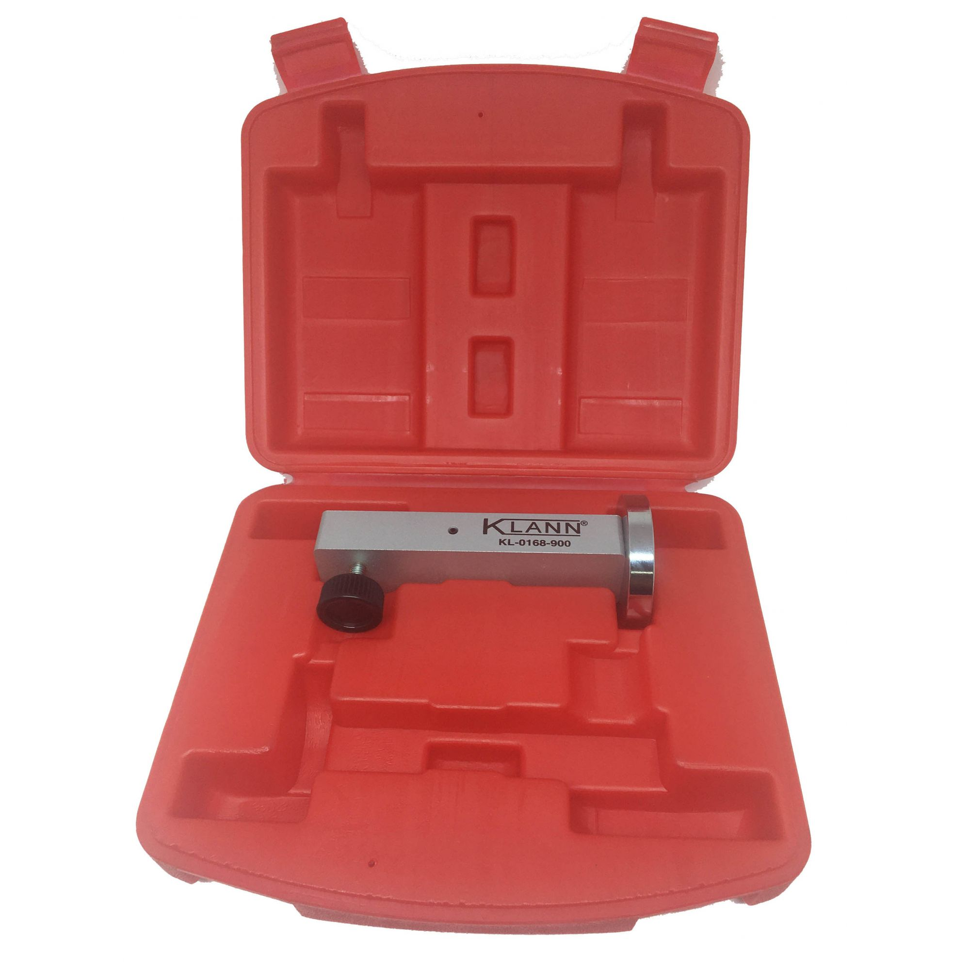 Aferidor de cambagem com base magnética com estojo - KL-0168-90K GEDORE KLANN