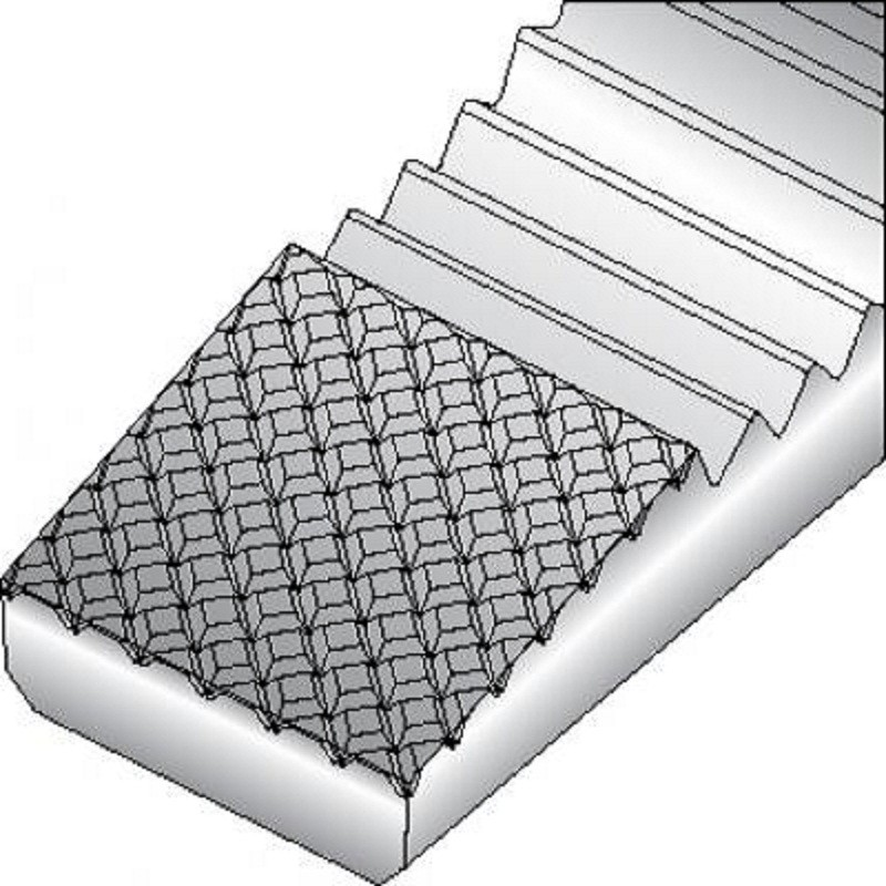 Alicate de Bico Meia Cana Ondulado Sem Corte 8 pol (200mm) Isolado 1000V - 8137-200 JC - Gedore