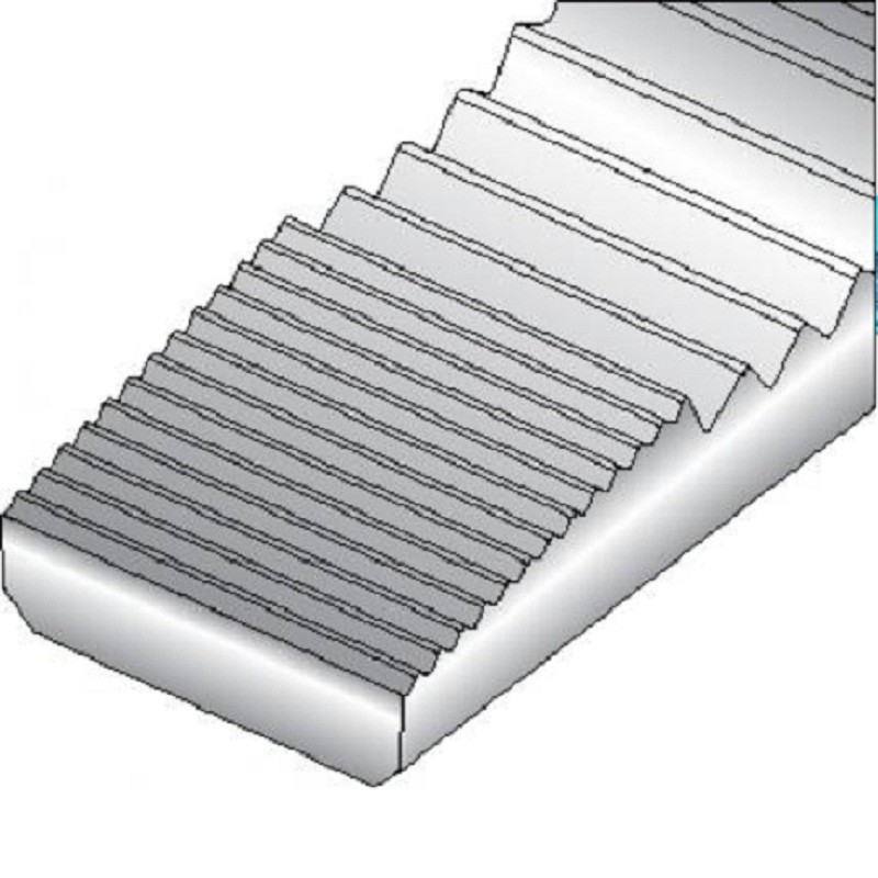 Alicate de Bico Meia Cana Reto 7 pol. (180 mm) Multifuncional Isolado 1000V - 8133-180 JC - Gedore