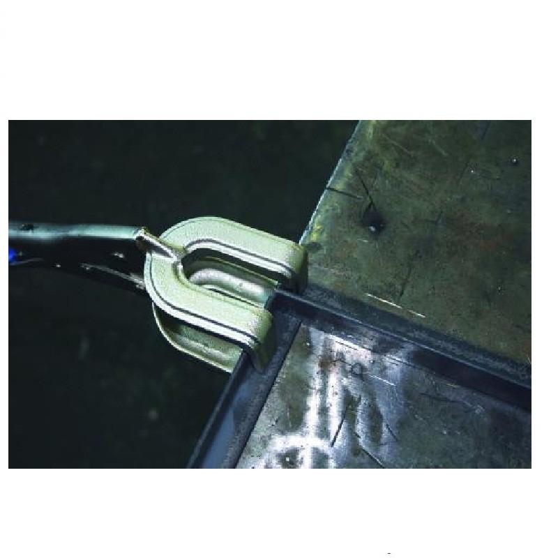 Alicate de Pressão Para Solda Tipo U 11 Pol (280mm) - 138 - Gedore