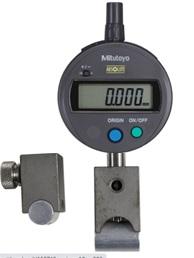 CONJUNTO RELÓGIO COMPARADOR DIGITAL ABSOLUTE ID-SX 543-781B E SUPORTE SPE-210601 MITUTOYO