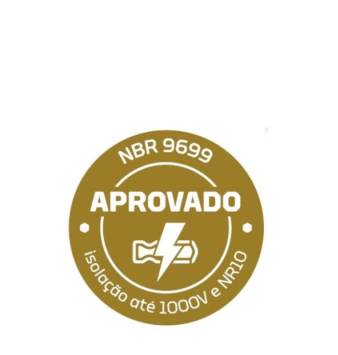 JOGO DE CHAVE DE FENDA E PHILLIPS ISOLADAS 1000V COM 6 PEÇAS 150-160NR - GEDORE