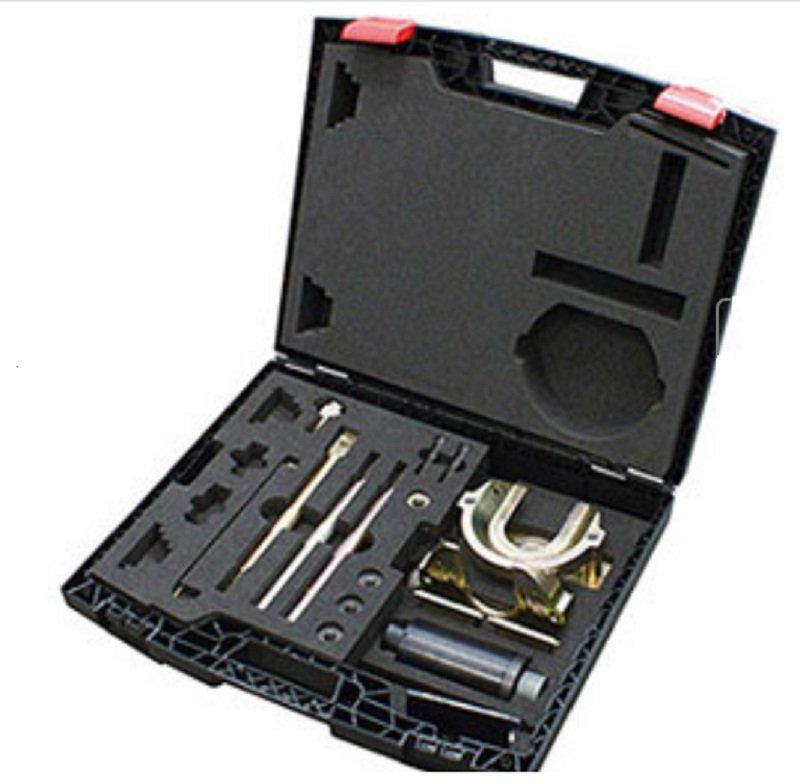Kit de Ferramentas de Rolamento de Rodas com Cilindro Hidráulico 17t - 0040-51K - Gedore Klann