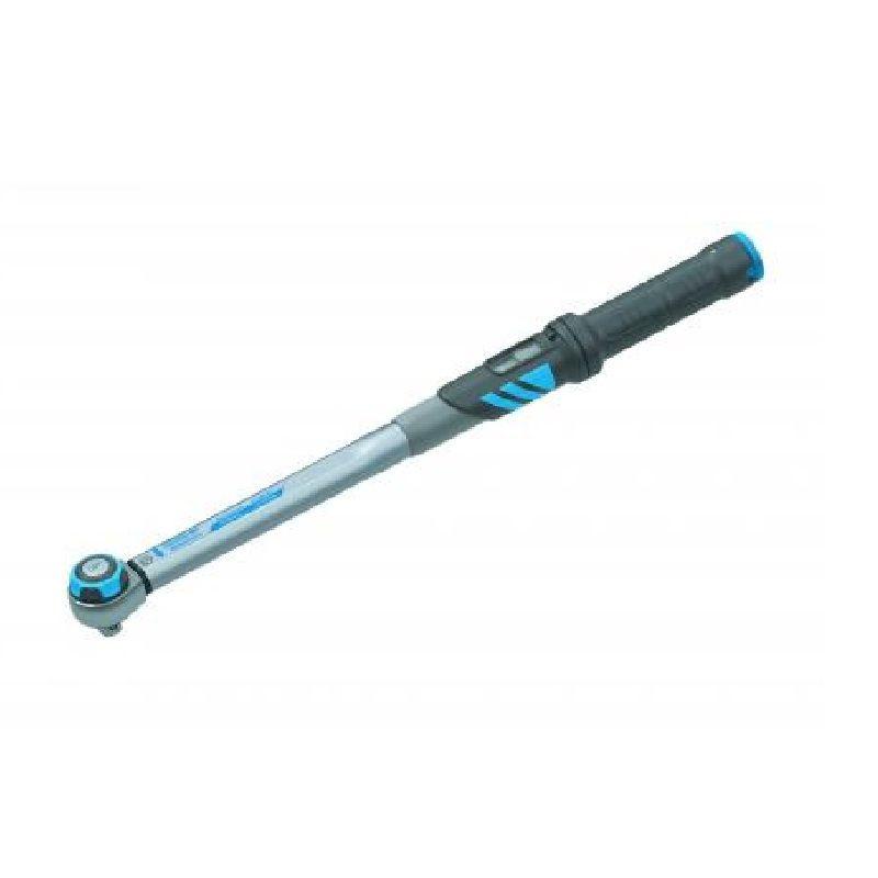 """Torquímetro de Estalo Dremaster """"DMK""""  - Enc. ■ 1/2"""" (12,70 mm)  -  40 a 200 Nm (30-150 Lbf.pé) - DMK 200 - Gedore"""