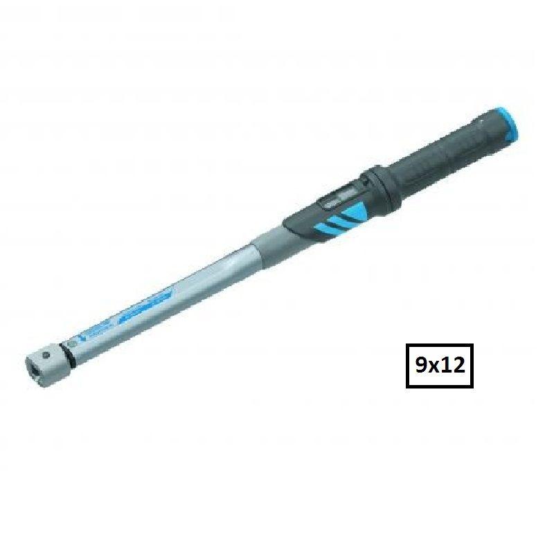 """Torquímetro de Estalo Dremaster """"DMSE""""  - Enc.  9 x 12 mm  -  20 a 100 Nm (15-75 Lbf.pé) - DMSE 100 - Gedore"""