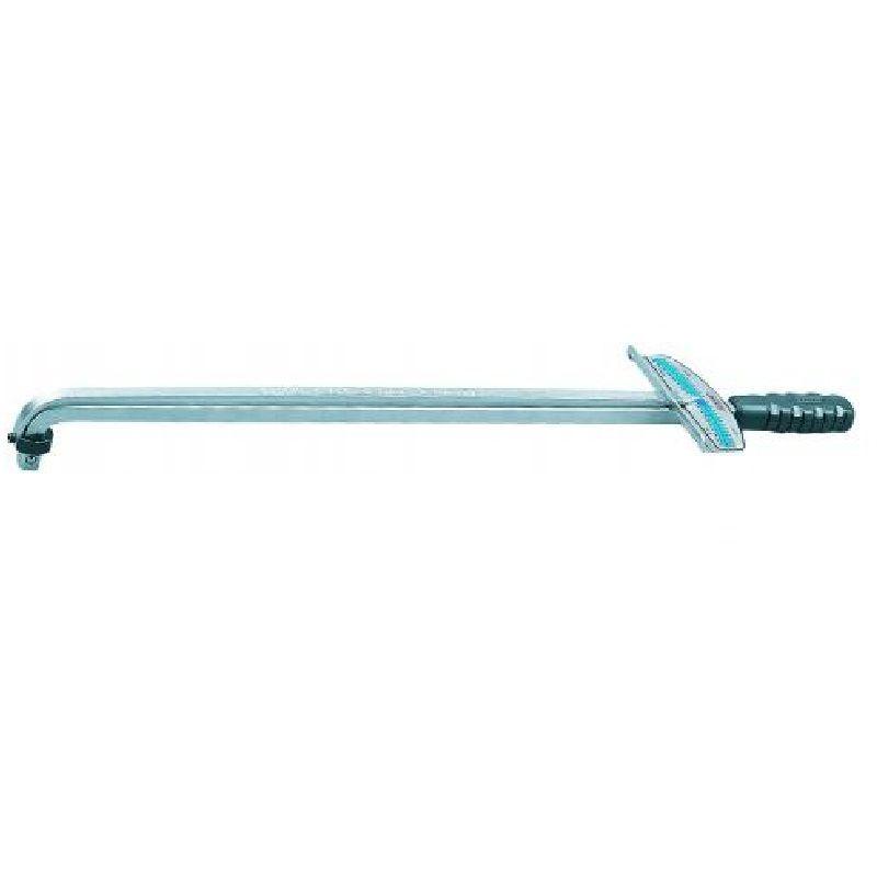 """Torquímetro de Vareta - Enc. ■ 1/2"""" (12,70 mm)  -  30 a 250 Nm (20-180 Lbf.pé) - Flex- O -Tork  - 4657 - Gedore"""
