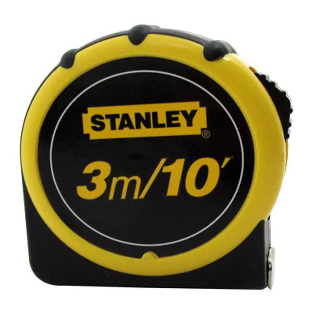 TRENA 3M/10`X13MM MAXSTEEL corpo emborrachado - 33589 STANLEY