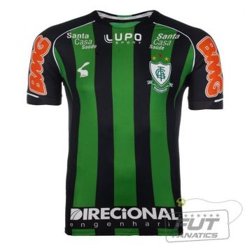 Camisa Lupo América Mineiro I 2013 Nº 7