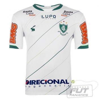 Camisa Lupo América Mineiro II 2013 Nº 7
