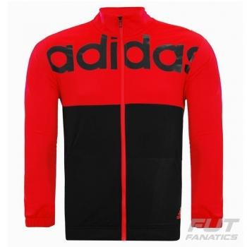 Agasalho Adidas BTS Knit Vermelho