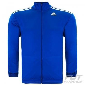 Agasalho Adidas Entry Knit Azul