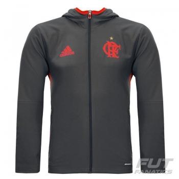 Agasalho Adidas Flamengo Viagem 2016