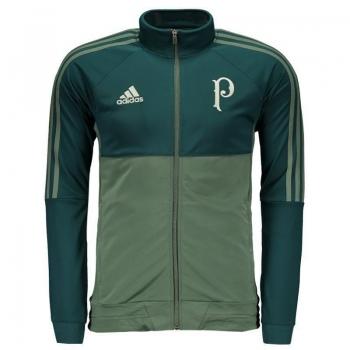 Agasalho Adidas Palmeiras Viagem 2017 Verde