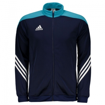 Agasalho Adidas Sereno 14 Azul