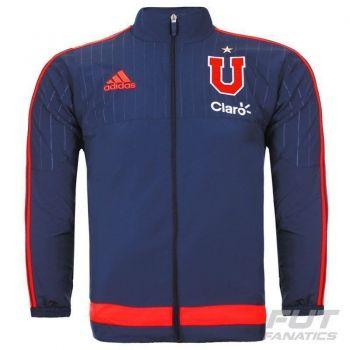 Agasalho Adidas Universidad de Chile 2015