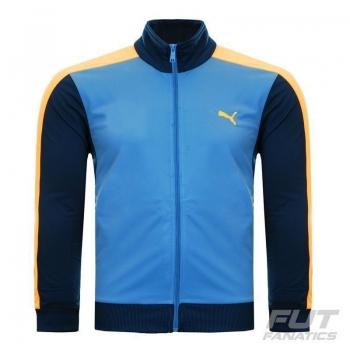 Agasalho Puma Ess Poly Suit Op Azul