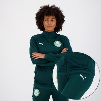Agasalho Puma Palmeiras 2020 Verde