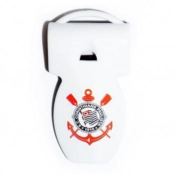 Apito Corinthians Escudo Branco