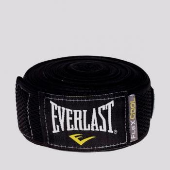 Bandagem Everlast Flexcool 5 Metros Preta