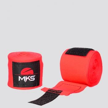 Bandagem MKS 2,5 Metros Vermelha