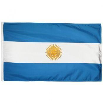 Bandeira Argentina Torcedor 2 Panos