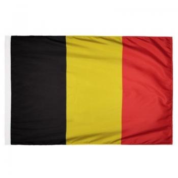 Bandeira Bélgica Torcedor 2 Panos