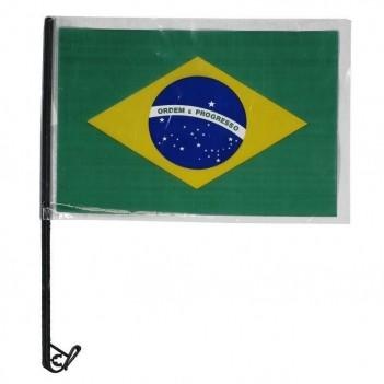 Bandeira Para Carro Brasil
