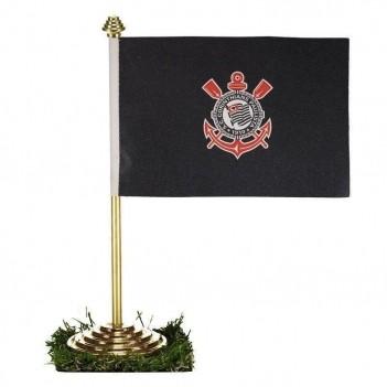 Bandeira Para Mesa Corinthians