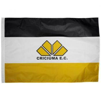 Bandeira Criciúma Torcedor 2 Panos