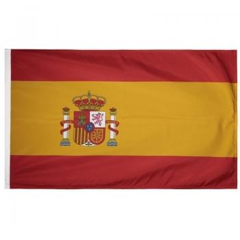 Bandeira Espanha Torcedor 2 Panos