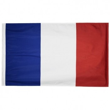 Bandeira França Torcedor 2 Panos