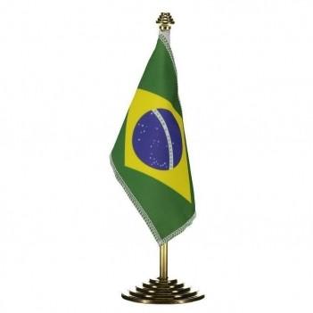 Bandeira Para Mesa Brasil