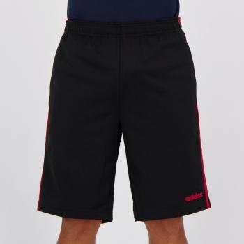 Bermuda Adidas 3Stripes Tric Preta