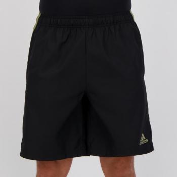 Bermuda Adidas Colorblock Preta