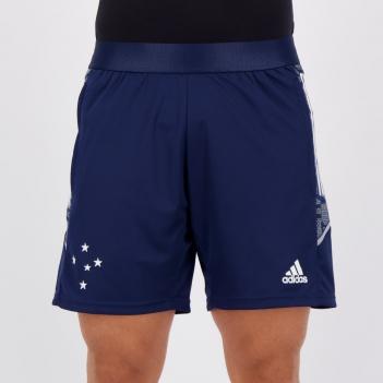 Bermuda Adidas Cruzeiro Treino Viagem