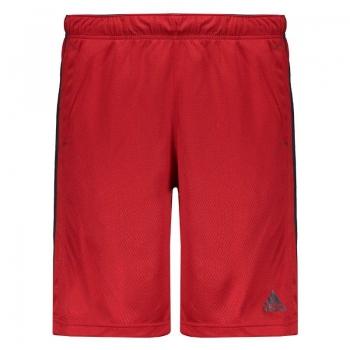 Bermuda Adidas Essentials 3s Vermelha