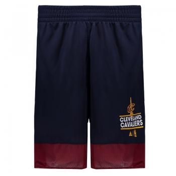 Bermuda Adidas NBA Cleveland Cavaliers Basics Marinho