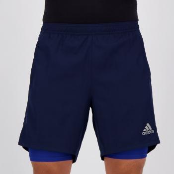 Bermuda Adidas Own The Run Marinho