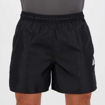 Bermuda Adidas Solid Swim Preta