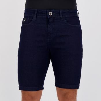Bermuda Jeans Hang Loose Classic Azul