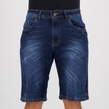 Bermuda Jeans Nicoboco Vancouver Azul