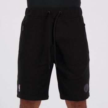 Bermuda Moletom NBA Boston Celtics Preta